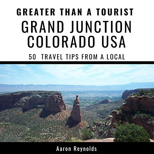 Greater Than a Tourist - Grand Junction Colorado United States Titelbild