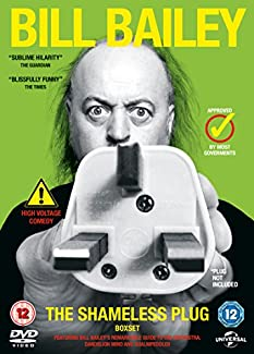 Bill Bailey - The Shameless Plug Boxset