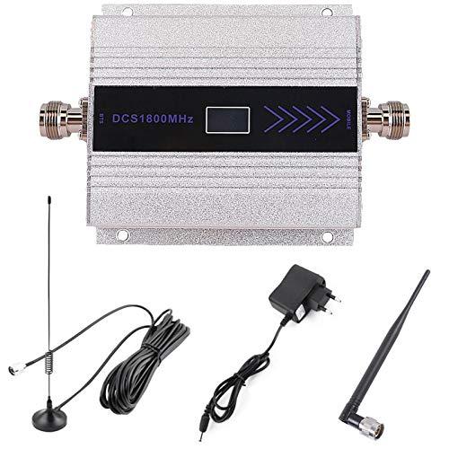 CRGL Ripetitori Segnale Telefono Cellulare, LTE-4G/DCS 1800MHz+Band3+Band9 Migliora I Dati delle Chiamate 4G E L'Accesso a Internet, Kit Amplificazione Segnale Ricevitore