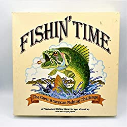 Fishin' Time Board Game