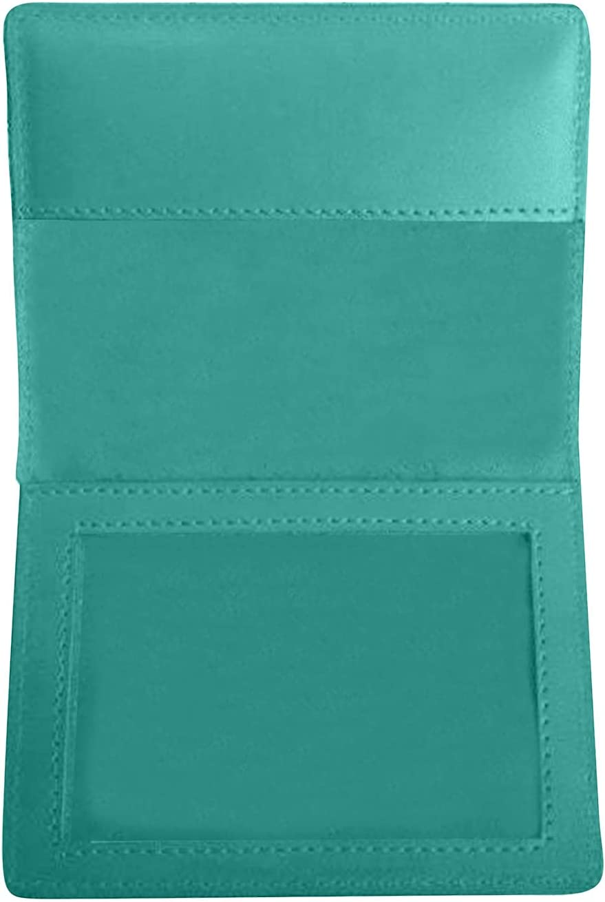 Efitty CDC Vaccination Health Certificate Elegant Protectiv Leather OFFicial site Card