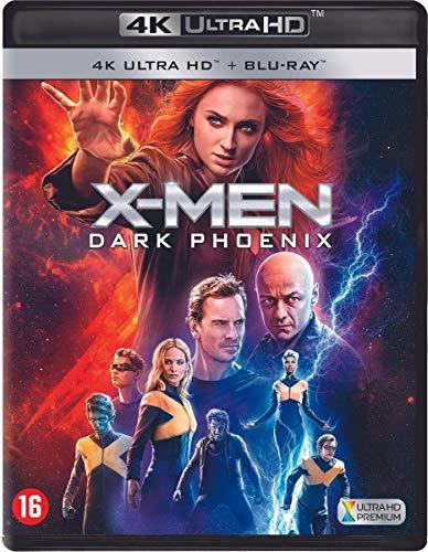 4K X-Men : Dark Phoenix