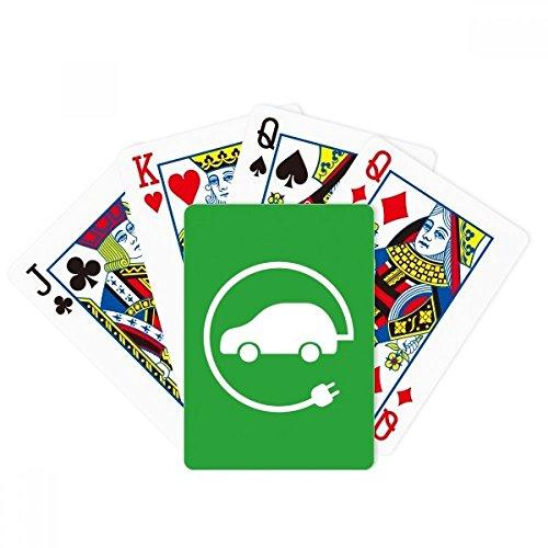 Los vehículos circulares de la energía del enchufe protegen el poker del medio ambiente que juega el juego de tablero mágico de
