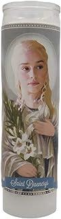 Game of Thrones Devotional Prayer Saint Candle: Jon Snow, Arya Stark, Jaime Lannister, Tyrion Lannister, Cersei Lannister,...