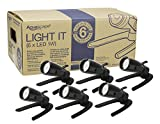 Aquascape LED Garden and Pond Lighting Six (6) Pack 84045