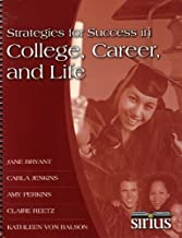 Strategies for Success in College, Career, and Life