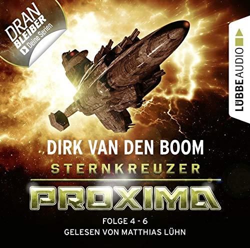 Sternkreuzer Proxima 4-6 Titelbild