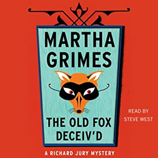 The Old Fox Deceiv'd audiobook cover art