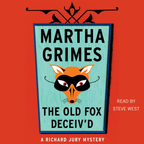 The Old Fox Deceiv'd cover art