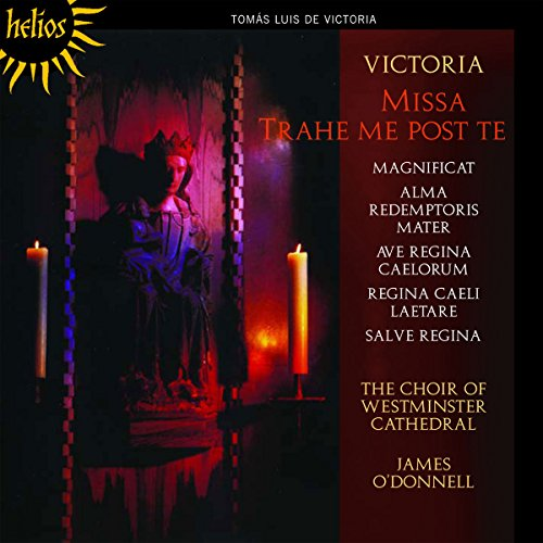 Missa Trahe Me Post Te & Motetten