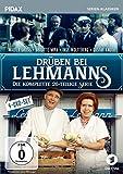 Drüben bei Lehmanns / Die komplette 26-teilige Kultserie (Pidax Serien-Klassiker) [4 DVDs]