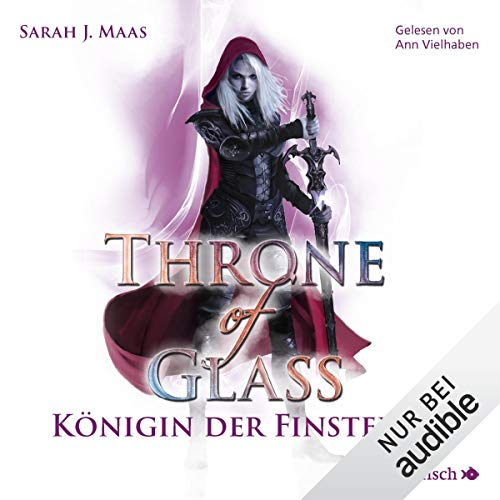 Königin der Finsternis audiobook cover art