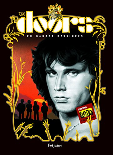 The Doors en bande dessinées