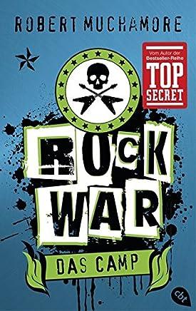 Rock War - Das Camp: Band 2