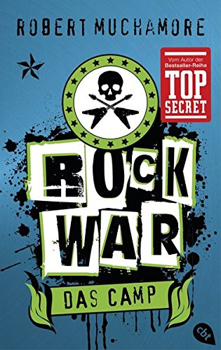 Rock War - Das Camp: Band 2 (Rock War (Serie), Band 2)