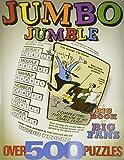 Jumbo Jumble®: A Big Book for Big Fans (Jumbles®)
