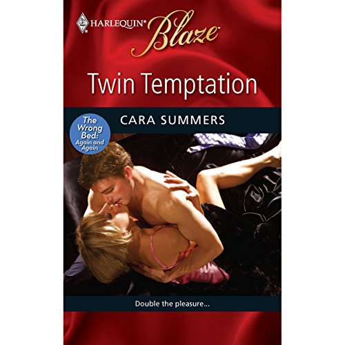Twin Temptation audiobook cover art