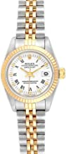 Rolex Datejust Automatic-self-Wind Female Watch 69173 (Certified Pre-Owned)