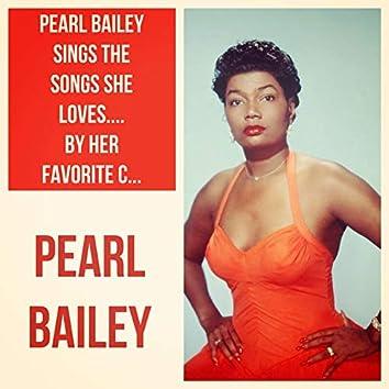 Pearl Bailey Sings the Songs She Loves.... by Her Favorite Composer Harold Arlen