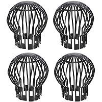 Bambelaa! 4 filtros para canalones de aproximadamente 13,2 cm de diámetro y 14,5 cm de altura