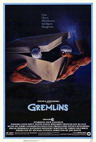 Gremlins Movie Poster (68,58 x 101,60 cm)