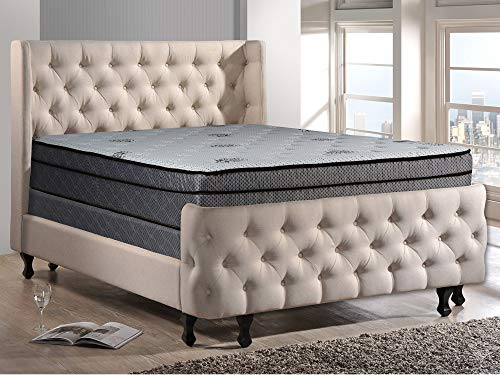 Fantastic Prices! Greton Fully Assembled Mattress, California King, Size