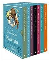 The Chronicles of Narnia box set by The Chronicles(1900-01-01)