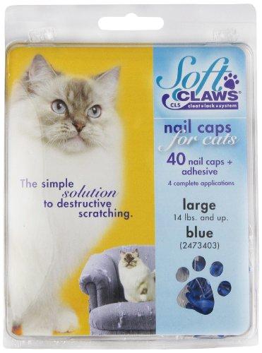 Soft Claws Cat Nail Caps Kit
