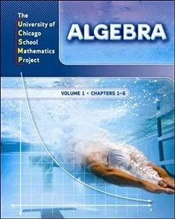 Algebra, Chapters 1-6, Vol. 1