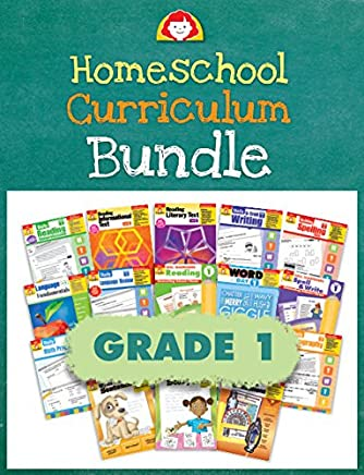Evan-Moor Homeschool Teaching Resource Curriculum Bundle