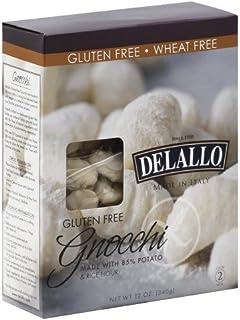 Delallo Gluten Free Potato and Rice Gnocchi, 12 Ounce -- 6 per case.