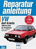 VW Golf II / Jetta (1989 bis Ende der Produktion): 1,6 und 1,8 Liter Motoren, 8 unjd 16 Ventile