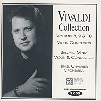 Vivaldi Collection, Violin Concertos Volume VIII