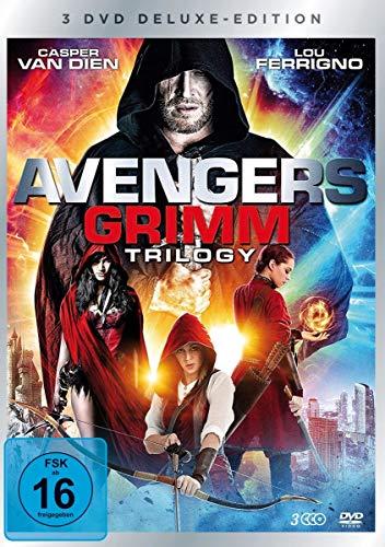 Avengers Grimm 1-3 Trilogy-Box-Edition [3 DVDs]
