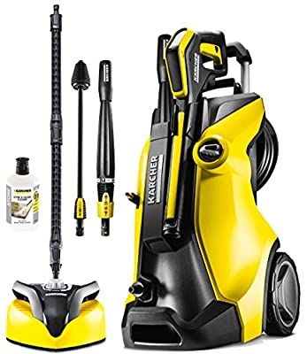 Karcher K7 Premium Full Control Home Pressure Washer - Yellow/Black by Kärcher