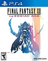 Final Fantasy XII The Zodiac Age (輸入版:北米) - PS4