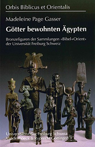 Götter bewohnen Ägypten: Bronzefiguren der Sammlungen