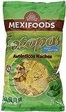 Mexifoods Totopos - 4 Paquetes de 300 gr - Total: 1200 gr