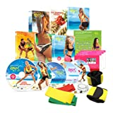 Includes combination of Brazil Butt Lift Base and Maximum Results programs Consists of eight workouts on 5 DVDs designed to make your body bikini-ready Beachbody trainer Leandro Carvalho's proven TriAngle Training method works all 3 major buttocks mu...
