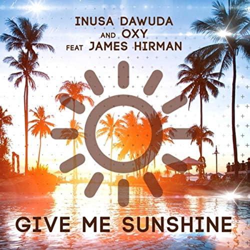 Inusa Dawuda, Oxy & James Hirman
