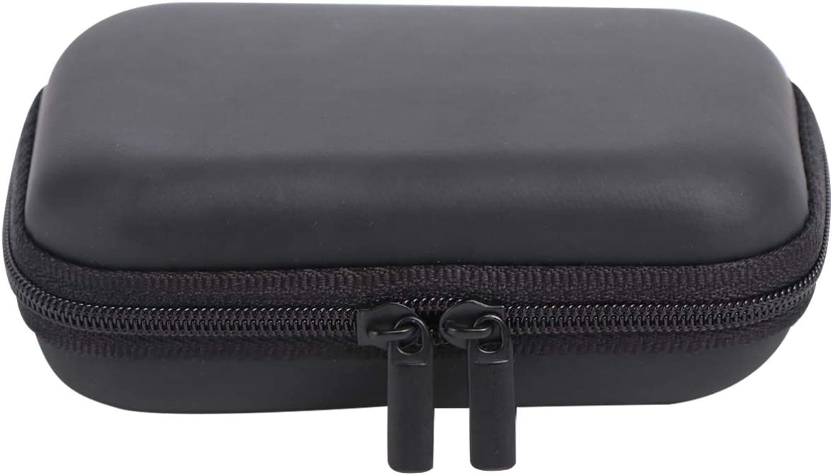 Exceart Travel Max 52% OFF Case for Fingertip Carrying Bag Pulse Ma Latest item Portable