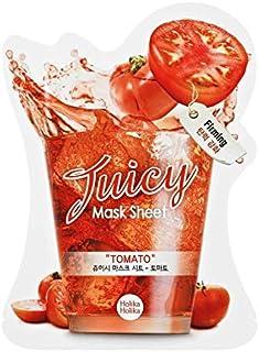Holika Holika Tomato Tomate Juicy Mask Sheet gezichtsmasker Koreaanse cosmetica 1 stuk