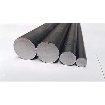 L/änge ca B/&T Metall Edelstahl Rund Drm 1 mtr. /Ø 16 mm 1.4301 blank gezogen h9 1000 mm +0//-3 mm
