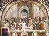 Kunstdruck/Poster: Raphael Die Schule von Athen -