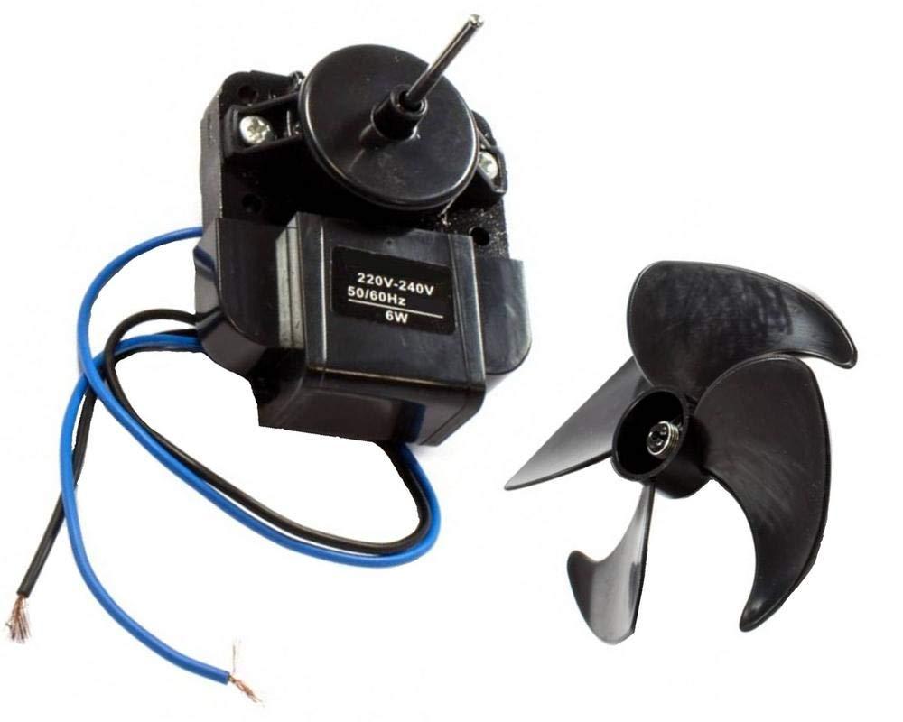Lazer Electrics kit de motor de ventilador para refrigerador ...