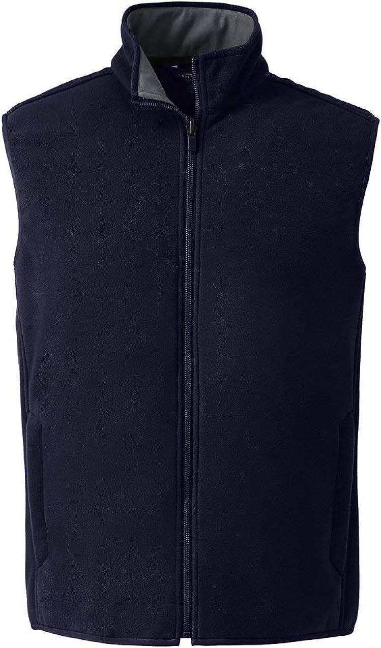 Lands' End Men's Marinac Fleece Vest