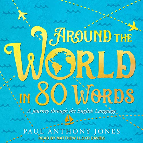 Around the World in 80 Words  By  cover art