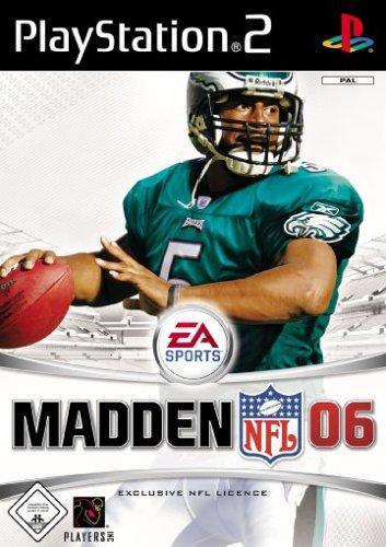 Madden NFL 06 [Playstation 2] [Importado de Alemania]