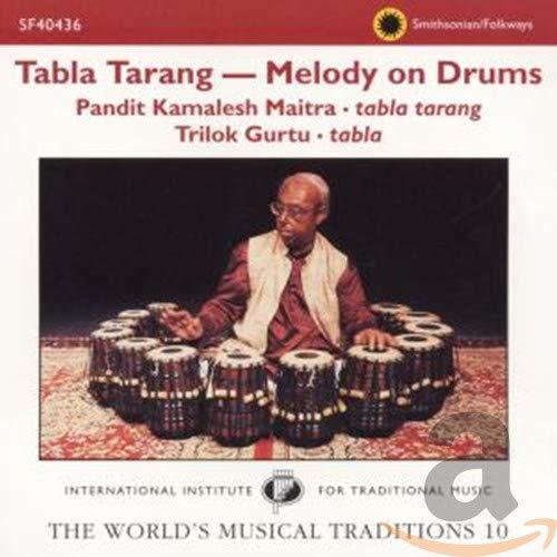 Tabla Tarang-Melody on Drums