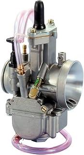 Auto et Moto Carburateur POLINI CP 19mm avec bride et levier de serrage Choke